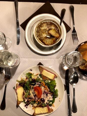 Le Chalet Salatası