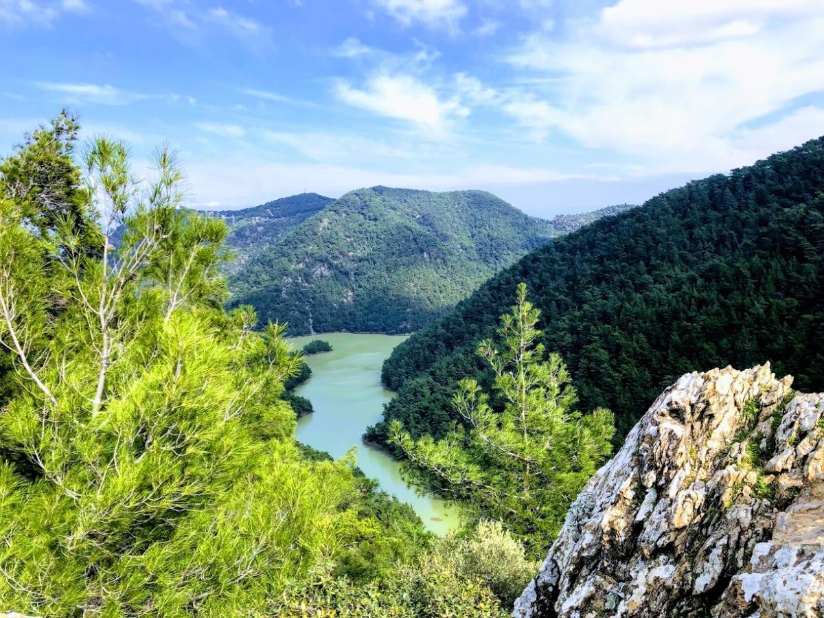 Balçova Terapi Ormanı - Günübirlik Doğa Yürüyüş Rotası